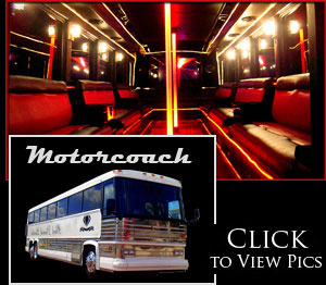 Fort Worth Limo Motorcoach Party Bus